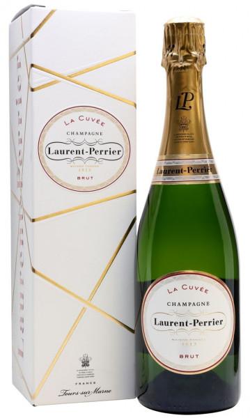 """Laurent Perrier """"La Cuvée"""" mit Geschenkverpackung"""