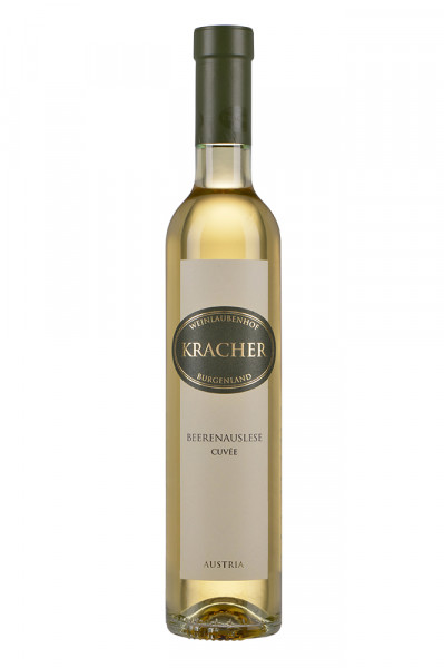 Kracher Beerenauslese Cuvée - White wine 0,375L - 11% vol.