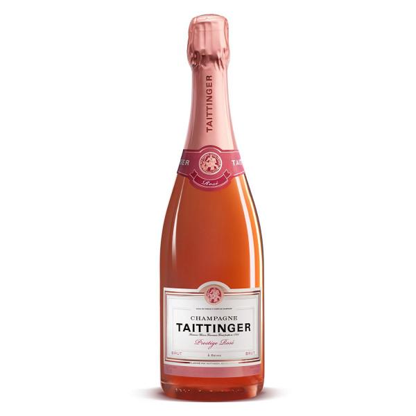 Taittinger Prestige Rose Brut Champagner 0,75L