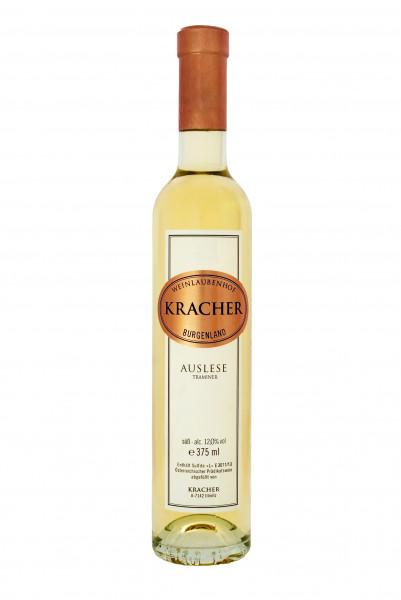 Kracher Auslese Traminer 2017, 0,375L, 12% vol. Flasche