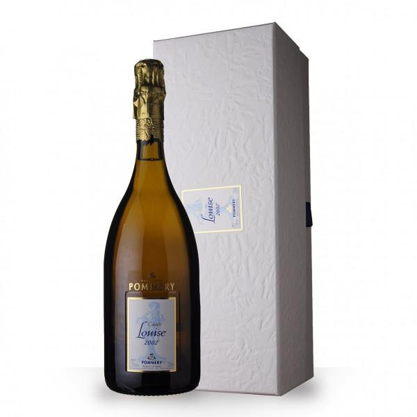 Pommery Cuvée Louise Vintage 2002 Brut + caja de regalo