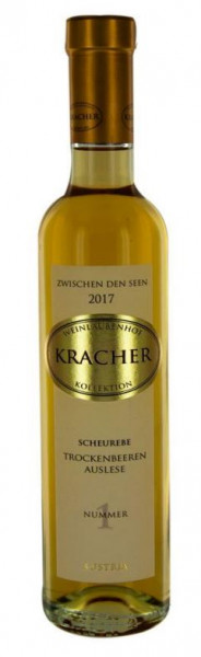 Kracher TBA No.1 Scheurebe 2017, Zwischen den Seen 0,375L, 10% vol. Flasche