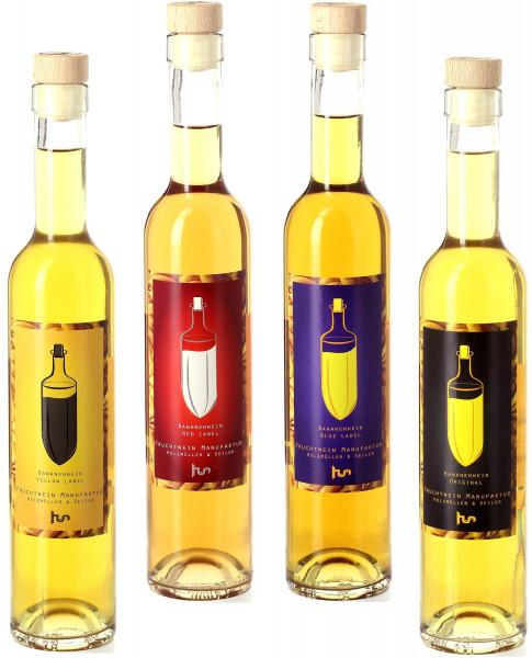M U V I N Banana Wine Quartet 4x375ml