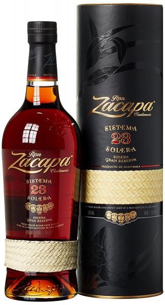 Ron Zacapa Solera Gran Reserva