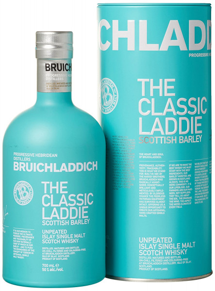 Bruichladdich The Classic Laddie Scottish Barley Whiskey