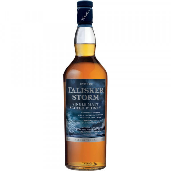 Talisker Storm Single Malt Scotch Whiskey