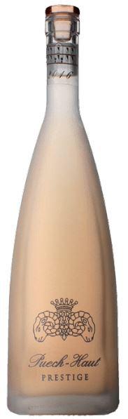 Puech-Haut Prestige朗格多克圣德雷泽里桃红葡萄酒2018特别版。