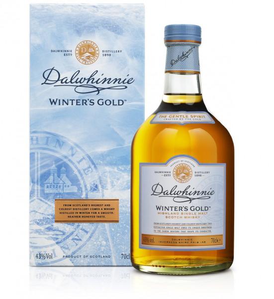 Dalwhinnie Winters Gold Highland Single Malt Scotch Whiskey
