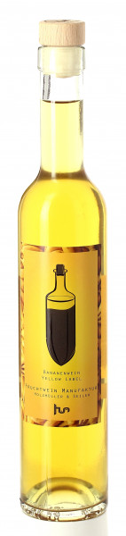 M U V I N Bananenwein Yellow Label