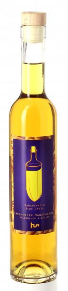M U V I N Vino de Plátano Etiqueta Azul