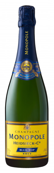 Monopole Heidsieck蓝色顶级香槟酒