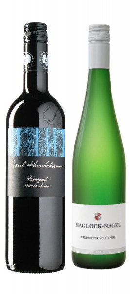 Alpine duo from Kamptal and Burgenland