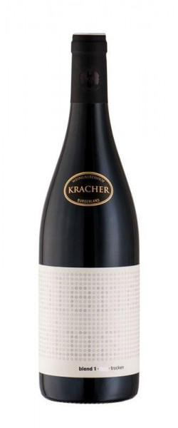 Kracher Qualitätswein Blend 1 2013, Rotwein 0,750L, 14,5% vol.