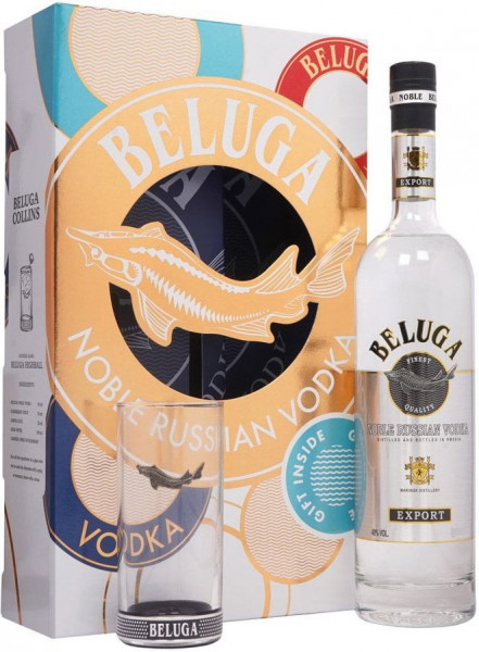 Beluga Noble Russian Vodka Copy