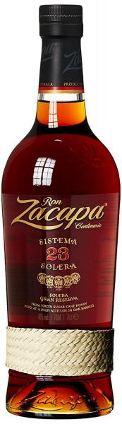 Ron Zacapa Solera Gran Reserva Rum