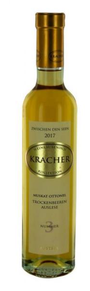 Kracher TBA No.3 Muskat Ottonel 2017, Zwischen den Seen 0,375L, 7,5% vol.