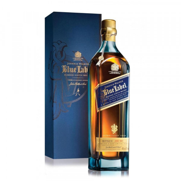 Whisky escocés Johnnie Walker Blue Label Blended