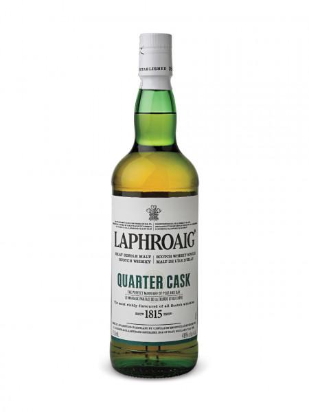 Laphroaig Quarter Cask Islay Single Malt Scotch Whiskey