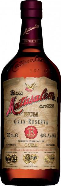 Ron Matusalem Gran Reserva 15 Rum
